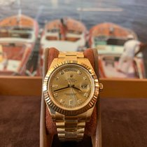 Rolex Day-Date II Or jaune 41mm Or Romain France, Cannes
