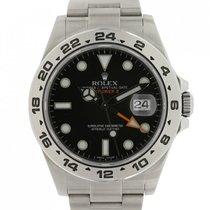 Rolex Explorer II 216570 2013 rabljen