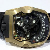 Urwerk Or rose 43.8mm Remontage automatique UR-210 RG occasion