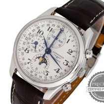 Longines Master Collection Steel 40mm Silver Arabic numerals United States of America, Pennsylvania, Willow Grove
