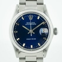 Rolex Oyster Precision Steel 31mm Blue No numerals United States of America, California, Pleasant Hill