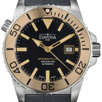 Davosa Steel 42mm Automatic 161.526.55 new