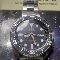 Seiko SKX007K2 Zeljezo 2000 Prospex 42mm rabljen