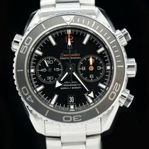 Omega Seamaster Planet Ocean Chronograph 23230465101003 pre-owned
