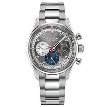Zenith El Primero Original 1969 Steel 38mm Grey United States of America, Florida, Sunny Isles Beach