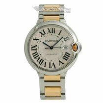 Cartier 3001 Steel Ballon Bleu 42mm 42mm pre-owned United States of America, Florida, 33431