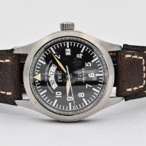 IWC Pilot Spitfire UTC IW3251 2001 pre-owned