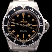 Rolex Submariner (No Date) Acero