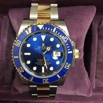 Rolex Submariner Date 116613LB Nuevo Acero y oro 40mm Automático