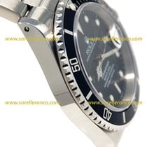 Rolex Submariner Date Black 40mm Ref. 16610