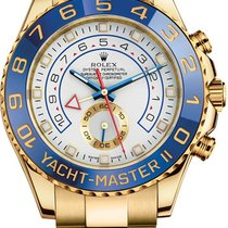 Rolex Yacht-Master II 116688 Novo Zuto zlato Automatika