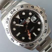 롤렉스 (Rolex) Explorer II GMT