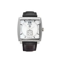 TAG Heuer Monaco Lady WAW1313 2010 pre-owned