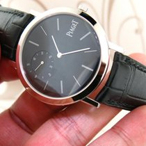 Piaget 40mm Manual winding pre-owned Altiplano Black