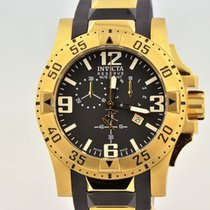 Invicta Reserve Gold Stainless Steel Chronograph Swiss Quartz...