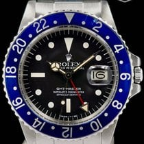 "Rolex 1978 Rolex GMT Master (Ref. 1675) Radial Dial ""BlueBerry"""