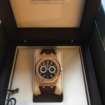 Audemars Piguet Royal Oak Day-Date in Rosegold 39mm Full-Set