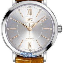 IWC Steel 37mm Automatic Portofino Automatic new