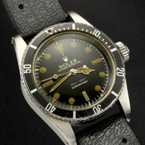Rolex Submariner (No Date) 6538 1959 folosit