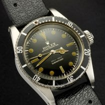 Rolex 6538 Steel 1959 Submariner (No Date) 38mm pre-owned