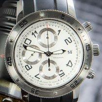 Hermès Chronograaf 44mm Automatisch tweedehands Clipper Wit
