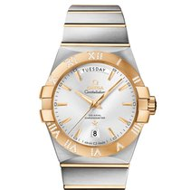 Omega Constellation Day-Date 123.25.38.22.02.002 2019 ny