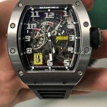 Richard Mille 42mm Automatic 2014 pre-owned RM 030 Transparent