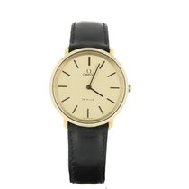 Omega De Ville (Submodel) occasion 33mm Or jaune