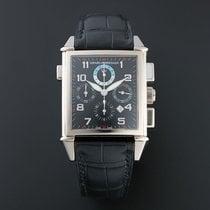 Girard Perregaux Chronograph 32.5mm Automatik 2013 neu Vintage 1945 Schwarz