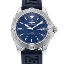 Breitling Colt Automatic pre-owned 38mm Steel