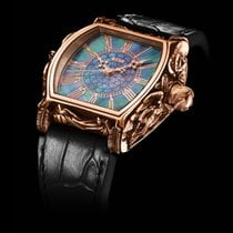 Strom Red gold Automatic Mother of pearl 43mm new Agonium