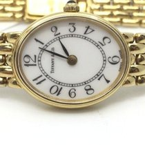 Tiffany & Co. TC818172M 14K Yellow Gold Quartz 18mm Womens Watch