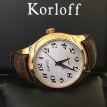 Korloff 18K ROSE GOLD QUARTER REPEATER