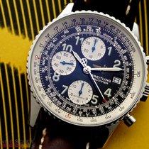 Breitling Navitimer Chronograph Ref-13322-161 Stainless Steel...