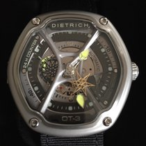 Dietrich Steel 48mm Automatic pre-owned