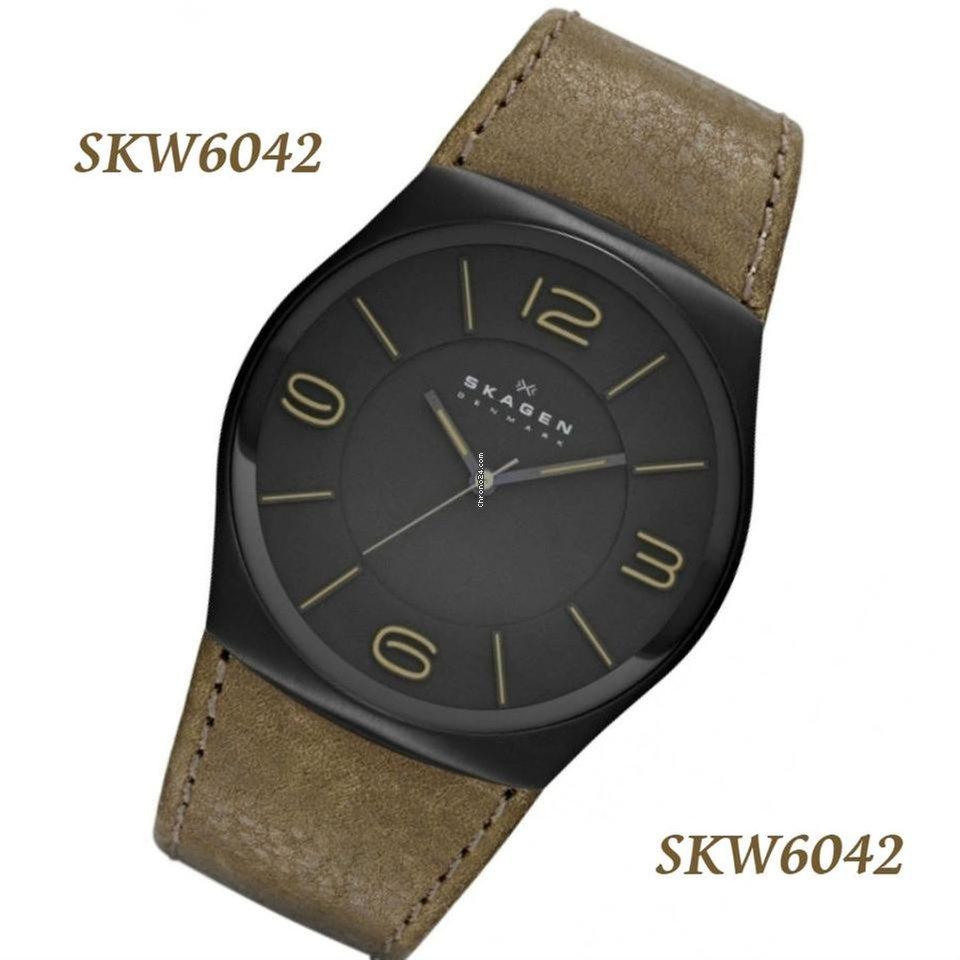 e51cad57efd5 Relojes Skagen - Precios de todos los relojes Skagen en Chrono24