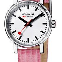 Mondaine Quartz new White