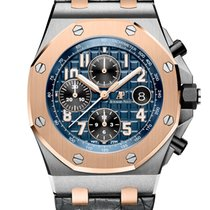Audemars Piguet Royal Oak Offshore Chronograph 26471SR.OO.D101CR.01 2019 новые