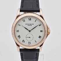 Patek Philippe Calatrava Rose gold 35mm Roman numerals United States of America, Nevada, Henderson