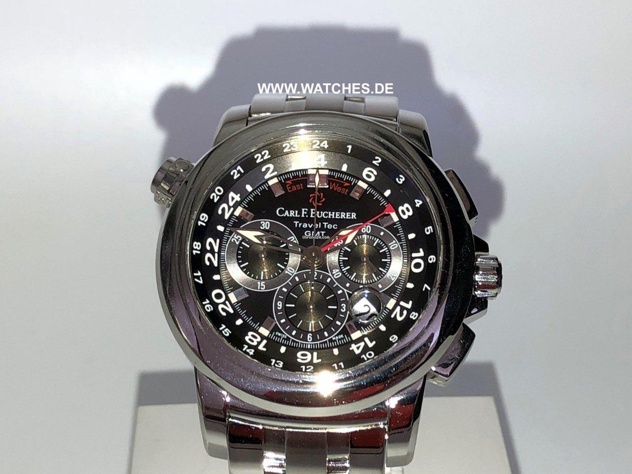 d37ba47c235e Relojes Carl F. Bucherer - Precios de todos los relojes Carl F. Bucherer en  Chrono24