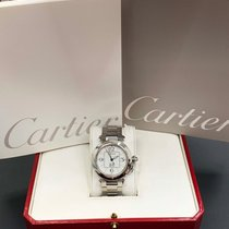 Cartier Pasha C pre-owned 35mm Steel