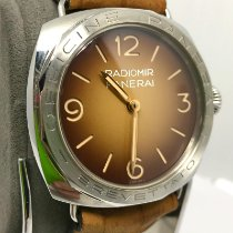 Panerai Special Editions Steel 47mm Brown Arabic numerals United States of America, Florida, Tavernier