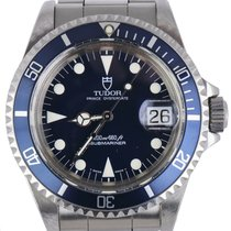 Tudor Submariner Steel 40mm Black United States of America, New York, Smithtown