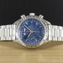 Omega 35238000 Steel 2001 Speedmaster Day Date 38mm pre-owned