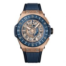 8e7097bfb Hublot Rose gold Automatic Transparent Arabic numerals 45mm new Big Bang  Unico