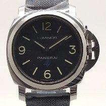 Panerai Luminor Base nieuw 2019 Handopwind Horloge met originele doos en originele papieren PAM 00774