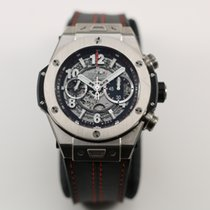 Hublot Big Bang Unico Titanium 45mm Transparent Arabic numerals United States of America, Texas, Lone Oak