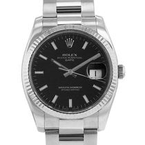 Rolex Oyster Perpetual Date 115234 2012 occasion