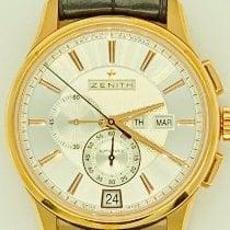 Zenith El Primero Winsor Annual Calendar Rose gold Silver United States of America, New York, NEW YORK