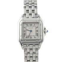 Cartier Panthère Steel 22mm White Roman numerals United Kingdom, Birmingham